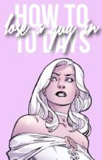How to Lose a Guy in 10 Days ▹ Tony Stark by wavyonce
