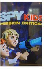 June ( Juni x Ace) Spy kids Mission critical Fanfic by Rebelbunbun