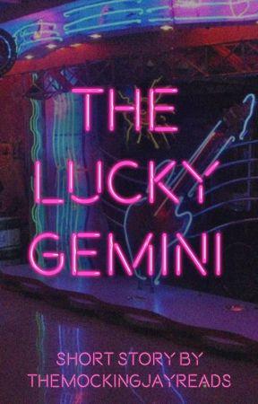 The Lucky Gemini by TheMockingjayReads