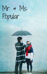 Mr and Ms Popular {EDITANDO} ✔️ cover