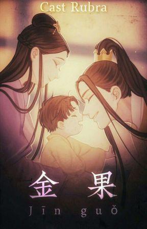 [MDZS-Jin Ling] Fruto dorado/Jīn guǒ/金果 (by Cast Rubra) by rubrawttp8855