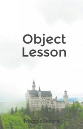 Object Lesson by MaggieSecara