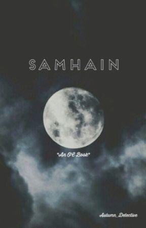 Samhain~ An OC Book by Autumn_Detective