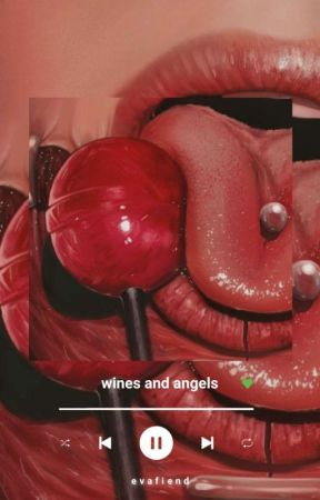 Wines and Angels | Jikook by evafiend