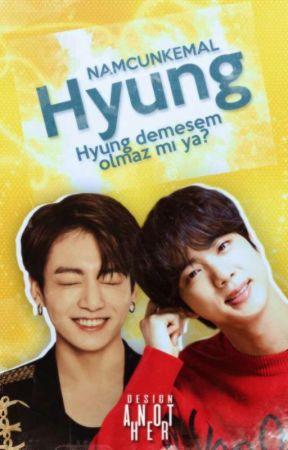 hyung : jinkook  by namcunkemal