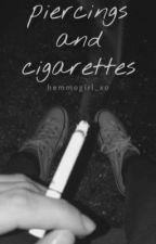 piercings and cigarettes | luke hemmings by emma7727