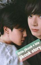 Little Jikook + BTS Jikook Love Story by kookie_mochi_ship