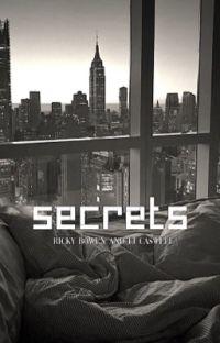 Secrets (hsmtmts social media/real life au) cover