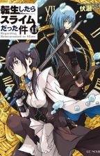 Tensei Shitara Slime Datta Ken Volume 11 Invansi Kekaisaran Timur by igneeljr