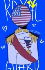 Royal Guard | Rusame | Countryhumans AU by Miriorite