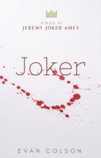 Joker [Kings 1] by EvanColson