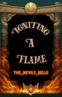 Igniting A Flame {Kingdoms #1} cover