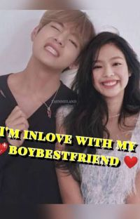 I'm  inlove with my boybestfriend  cover
