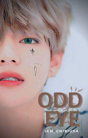 Odd Eye / Vkook by iam_chibiusa