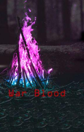 War Blood by kaneki9uzumaki