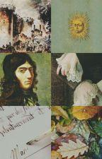 X. Słońce messidora  Camille Desmoulins by lady_paradoks