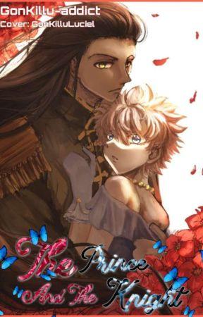 The Prince and the Knight (Gonkillu)  by Gonkillu_addict