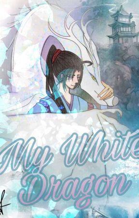 My White Dragon by Mariianadii