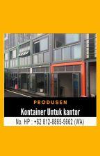 Pabrik Jual Container Bekas Bandung by seulgiyaa88