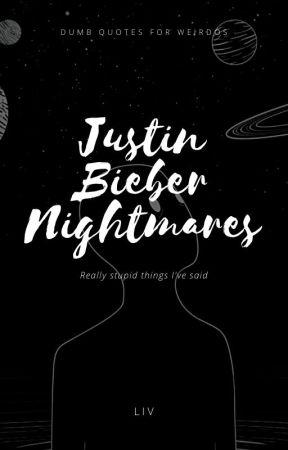 Justin Bieber Nightmares by Tsuyaki