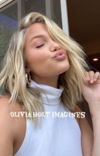 Olivia Holt Imagines (gxg) cover