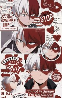Shoto Todoroki's Instagram cover