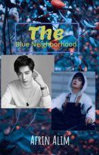 The Blue Neighborhood  by afrinalim