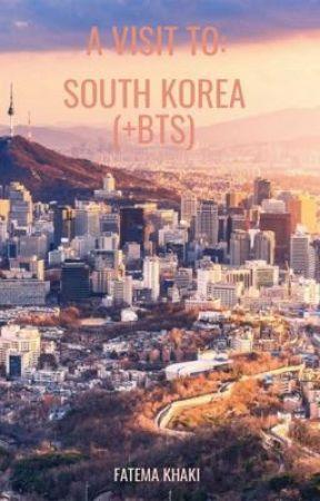 A Visit To South Korea by khakifatema