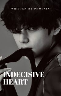 ✔️ Indecisive Heart BOOK ONE   K.TH cover