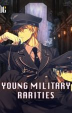Young Military Rarities (BL-Apocalypse) by _SweetRoses_