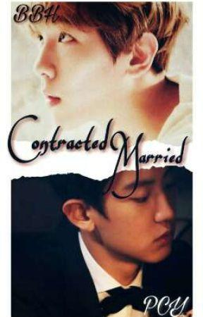 Contracted Married / Chanbaek by misminnakbaek