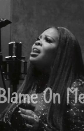 Blame On Me || Amber Riley and Lucas Coly  by Essence_Omunique