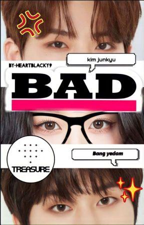 悪い•キム・ジュンキュ•宝物•#𝐁𝐀𝐃-𝐓𝐫𝐞𝐚𝐬𝐮𝐫𝐞•  by _l-HEARTBLACKY9-l_