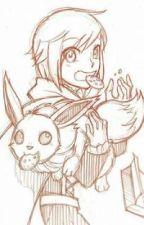 RWBY x Pokémon let's go Eevee  by PsychoServebot