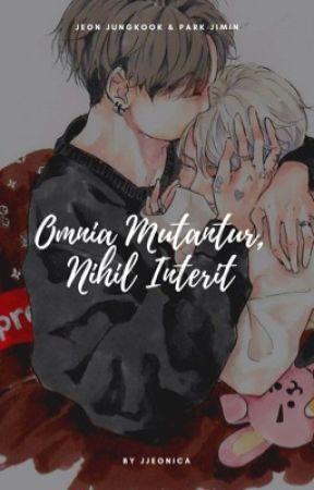 Omnia Mutantur, Nihil Interit ➻ JiKook by jjeonica