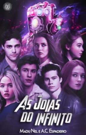 As Joias do Infinito by AnaEspadeiro
