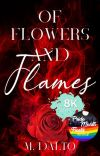 Of Flowers and Flames | #ONC2020 cover