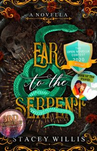 Ear to the Serpent | ONC 2020 WINNER  ✓ cover