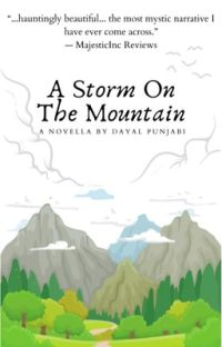 A Storm on the Mountain  cover