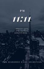 11:11 PM by x1nightshadow
