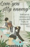 LOVE YOU MY ENEMY cover