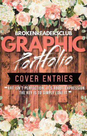 Graphic Portfolio: Cover Entries by BrokenReadersClub