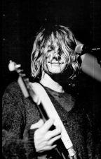 Kurt Cobain X Reader by distressedsmileyface