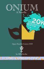 ONIUM   Open Novella Contest 2020 by SIDeScribe