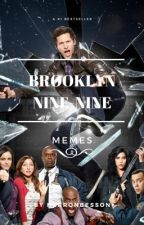 Brooklyn 99 memes  by herronbesson