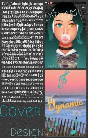 Cover Designer  by Miarosekirkpatrick