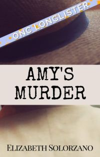 Amy's Murder | ONC 2020 Longlist (✔) cover