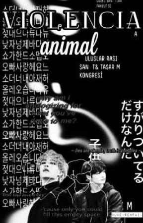 VIOLENCIA ANIMAL ↬  ChanIn || ADAPTACIÓN || by Blue-Senpai