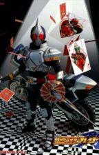 Kamen Rider Blade x Rakudai Kishi no Cavalry by Kaitou_Mighty_ZX