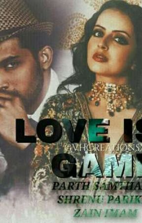 love is game(completed√)  by gyajangi